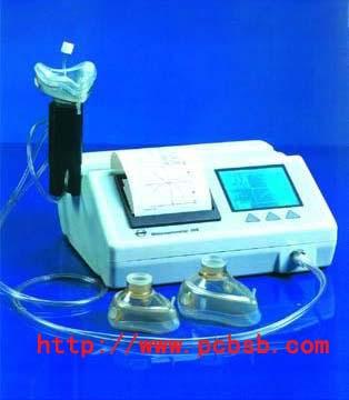 鼻阻力测试仪,抄板,芯片解密