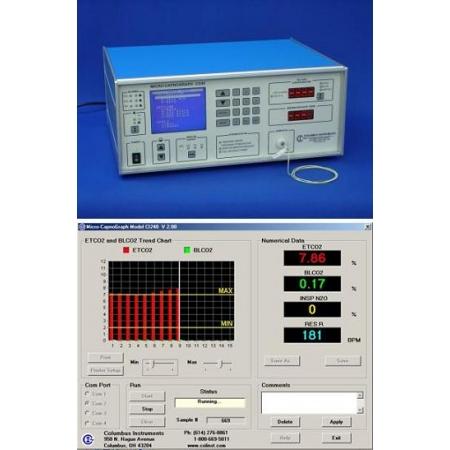 呼出测定系统,pcb抄板,电路板抄板