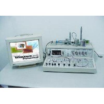 芯片解密传感器系统实验仪