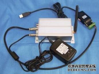 pcb抄板无线数据收发器